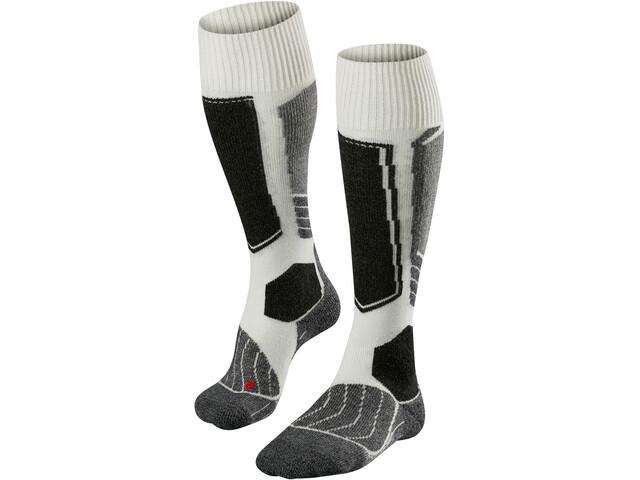 Falke SK1 Calcetines de esquí Mujer, offwhite